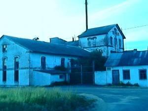 Спирт-завод в Заволочицах